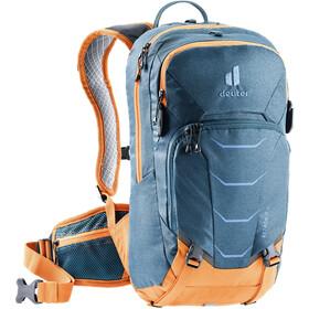 deuter Attack 8 JR Backpack Kids, blauw/oranje